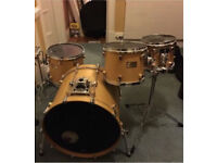 Mapex Orion drum kit