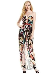 Marciano Guess floral dress/gown