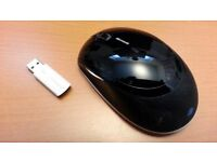 Deal! Original Microsoft Wireless Mouse 5000 - Bluetrack Technology/High Accuracy On ANY Surface!