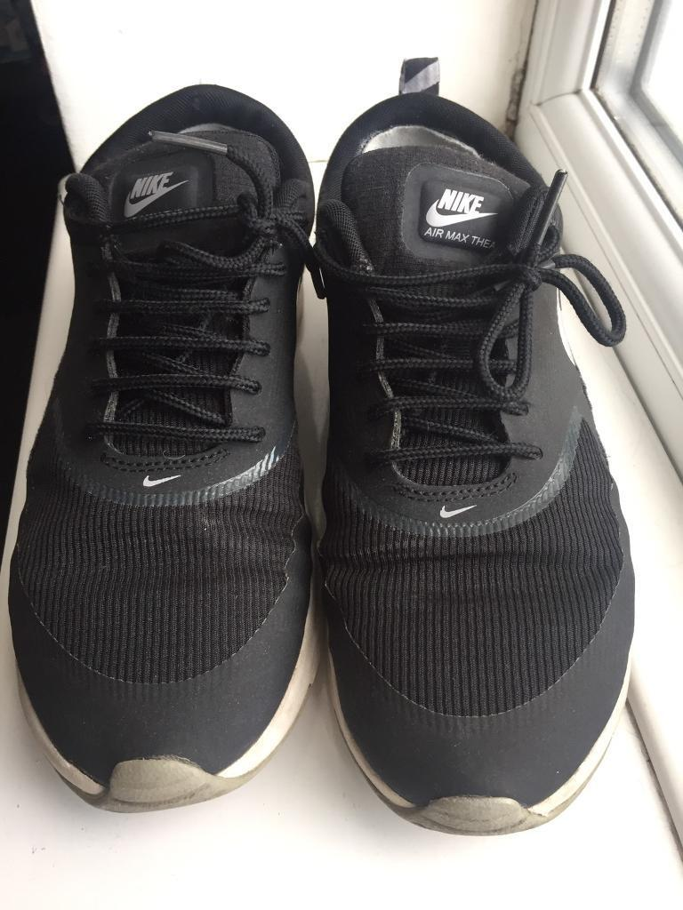 Nike Airmax Thea Black