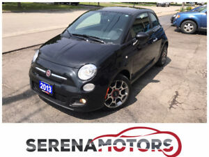 FIAT 500 SPORT AUTO | CERTIFIED | 103K | NO ACCIDENTS |