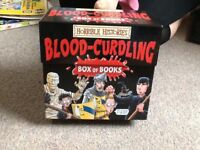 Horrible History Bloodcurdling Box Set