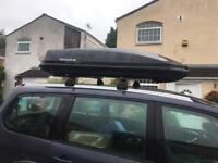 Large car roof box 580 L