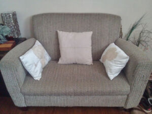 Moving - Loveseat Couch Chair