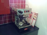 1 group Italian coffee machine single phase commercial-domestic
