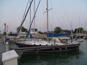 CSY 44 Sailboat - Excellent Condition, Completely Rebuilt