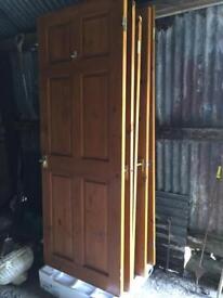 Solid internal pine doors for sale