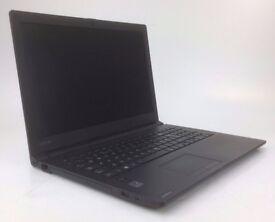 WINDOWS 10 TOSHIBA SAT PRO R50-B-12P - INTEL CORE i3 LAPTOP - 4GB RAM - 500GB
