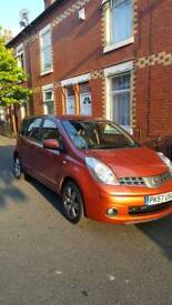 Nissan note Tekna 5dr Automatic