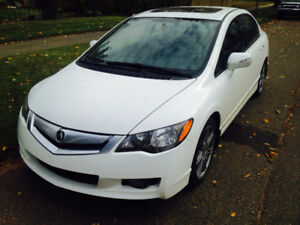 Acura CSX low mileage