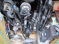 electric golf trolley repairs on all makes and models.