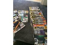 NPhoto magazines