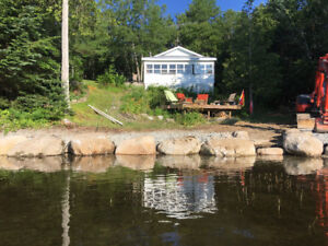 Beautiful lakefront cottage -10 min to St Andrews