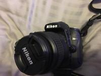 Nikon D90 18-55 & 70-300 lens