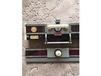 Knitmaster 4500 and matching ribmaster