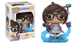 TRADING FOR OVERWATCH POPS