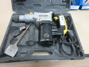 **HAMMER TIME** Trade master Rotary Hammer Drill TM11035