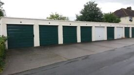 GARAGES TO RENT IN FROME (various locations) - £14.88 a week - AVAILABLE NOW
