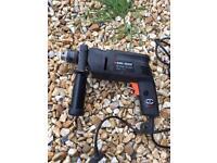 Black and decker hammer drill 240V plug model BD154R 570 watt 13mm
