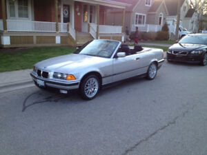 1999 BMW 3-Series Convertible