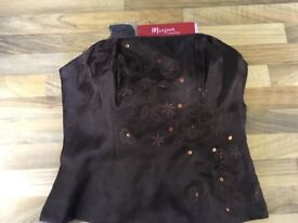MONSOON bodice top, NEVER been worn