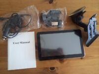 Brand new Noza Tec GPS in pristine condition