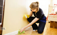 We want to hire a part-time, experienced, residential cleaner