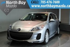2013 Mazda Mazda3 Sport GS-SKY Heated Front Seats + Alloy Wheels