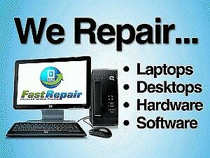 Professional Computer Repair For Home Or Bussiness