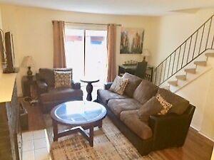 Rent 3/4 Bedroom House Fully Furnished Short Term November 1