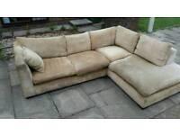Big comfy sofa free delivery