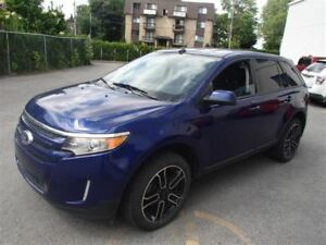 2013 Ford Edge SEL/CARPROOF CLEAN/NAV/BACKUP CAM/LEATHER