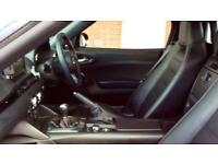 2017 Fiat 124 Spider 1.4 Multiair Lusso Plus 2dr Manual Petrol Convertible
