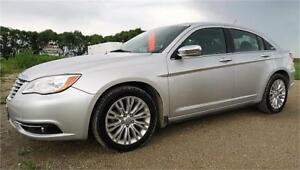 2011 Chrysler 200 Limited - Heated Seats, Bluetooth Capability