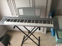 Yamaha NP 30 Portable Grand Keyboard with Stand