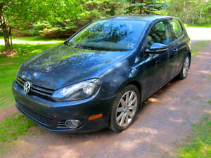 2010 Volkswagen Golf SportLine Hatchback - HUGE PRICE REDUCTION!