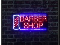 Barber required £90 - £100 a day