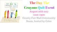 The Day the Crayons Quit Event!
