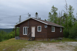 $78500 Cabin New Road ,Bonne Bay Pond  REMAX ZENA