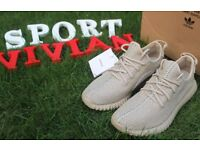 Adidas yeezy 350 boost Private Oxford Tan best quality come with box uk 9