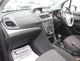Vauxhall Mokka 1.7 CDTi 130 Tech Line 5dr 2WD