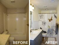 Timely  Renovations & Repairs & Construction -Call Us
