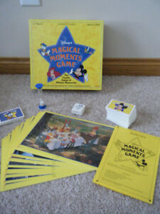 Disney's Magical Moments Game