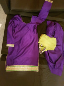 Indian Salwar suit style