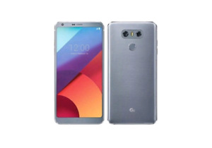 Mint Condition LG G6 (Silver)