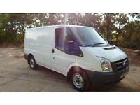 2010/10 Ford Transit 85 T260 SWB 2,2 Turbo Diesel **call 07956-158103**