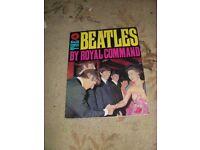 3 Rare Beatles Books