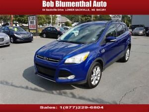 2013 Ford Escape SEL 4WD w/ 2.0 Ecoboost Leather