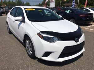 2014 Toyota Corolla LE  ONLY $124 BIWEEKLY 0 DOWN!