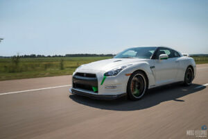 2012 Nissan GT-R black edition Coupe (2 door)